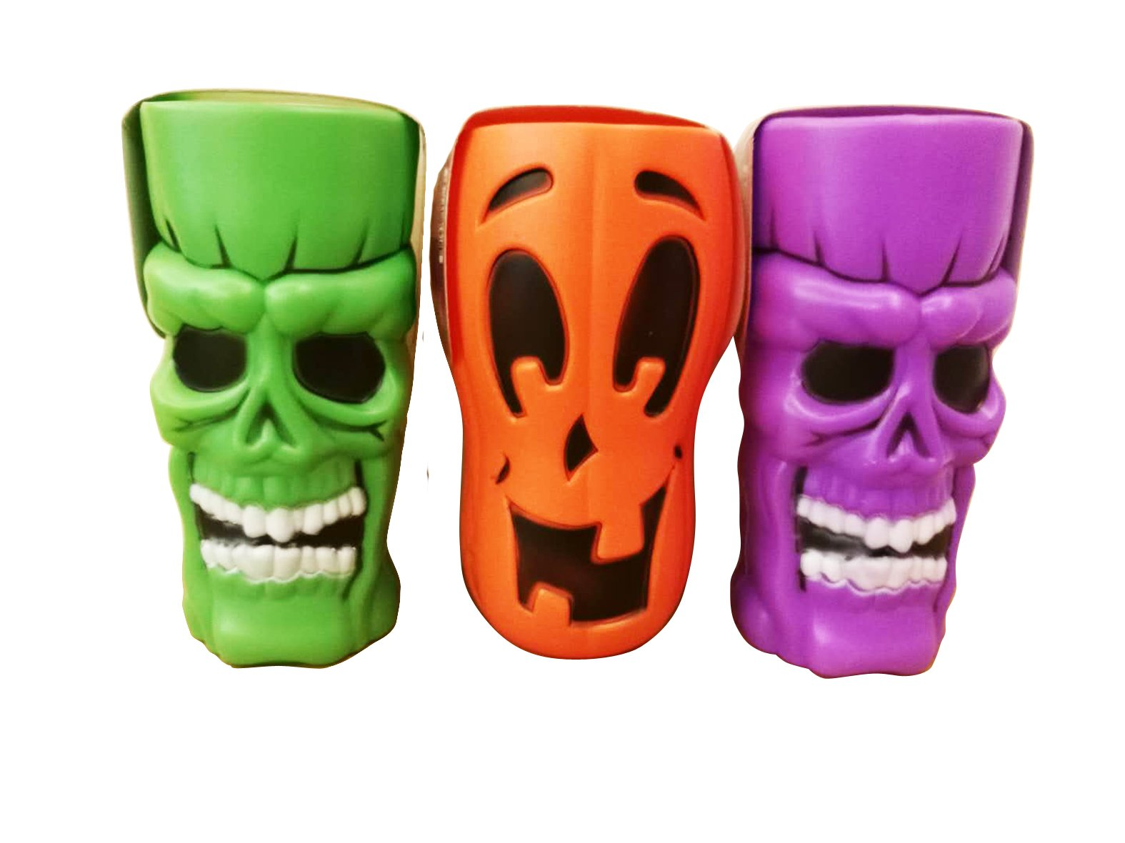 Halloween Scary Cup with Candy