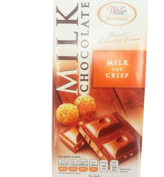 Milk Crisp Bar