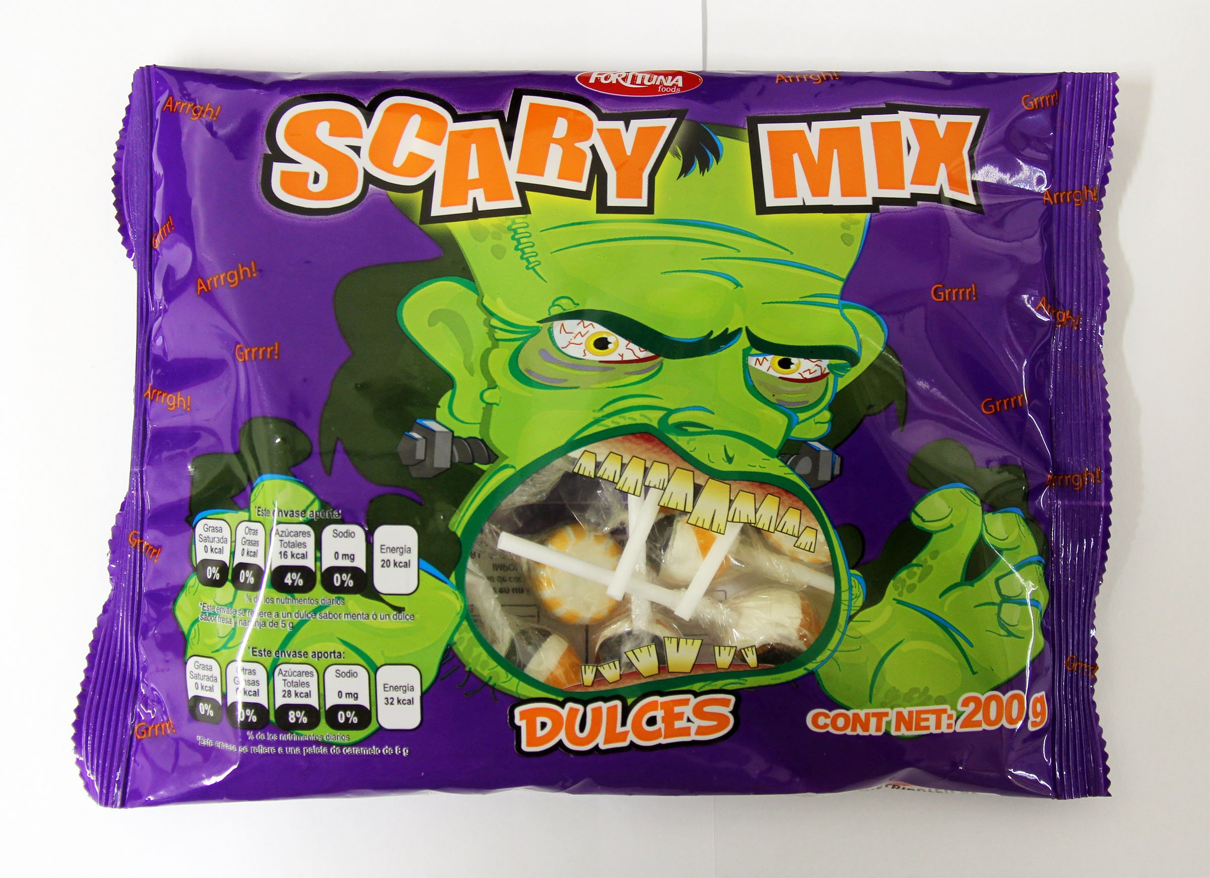 Scary Mix Candy Mix